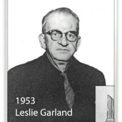1953 - Leslie Garland