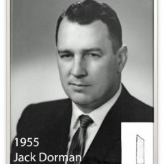 1955 - Jack Dorman