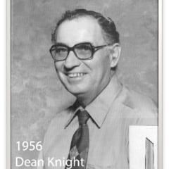 1956 - Dean Knight