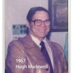 1957 - Hugh Madewell
