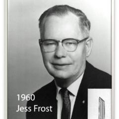 1960 - Jess Frost
