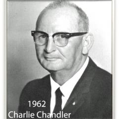 1962 - Charlie Chandler