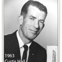 1963 - Curtis Hall