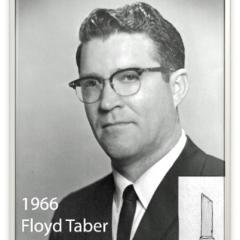 1966 - Floyd Taber