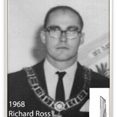 1968 - Richard Ross