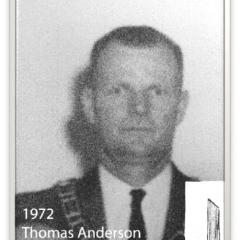 1972 - Thomas Anderson