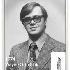 1974 - Wayne Otto Blair