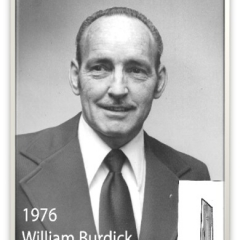 1976 - William Burdick