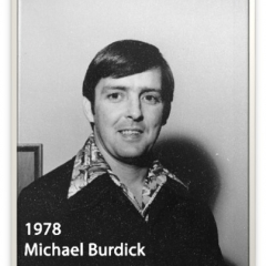 1978 - Michael Burdick