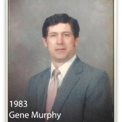 1983 - Gene Murphy