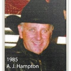 1985 - A.J. Hampton