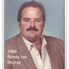 1986 - Randy Joe Murray
