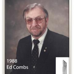 1988 - Ed Combs