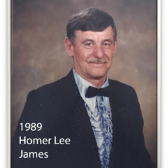 1989 - Homer Lee James