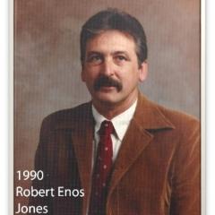 1990 - Robert Enos Jones