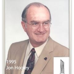 1995 - Jon Hooley