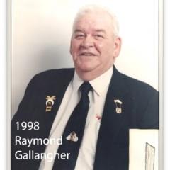 1998 - Raymond Gallangher