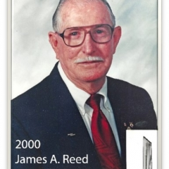 2000 - James A Reed