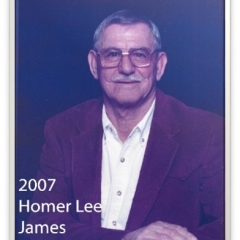 2007 - Homer Lee James