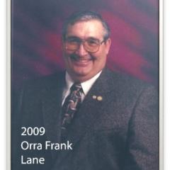 2009 - Orra Frank Lane