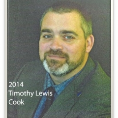 2014 - Timothy Lewis Cook