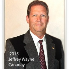 2015 - Jeffrey Wayne Canaday