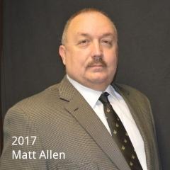 2017 - Matt Allen