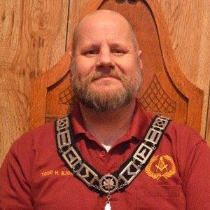 Senior Warden<br> Todd Bjorklund